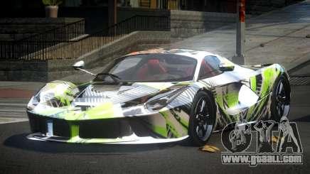 Ferrari LaFerrari US S10 for GTA 4