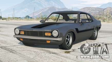Ford Maverick (62D) 1973〡add-on for GTA 5