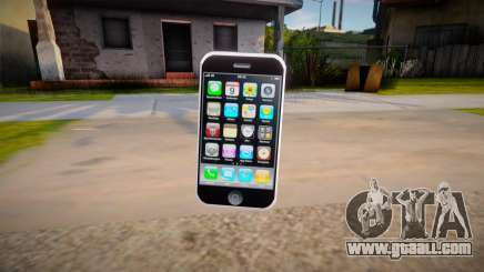 iPhone 3G mod for GTA San Andreas