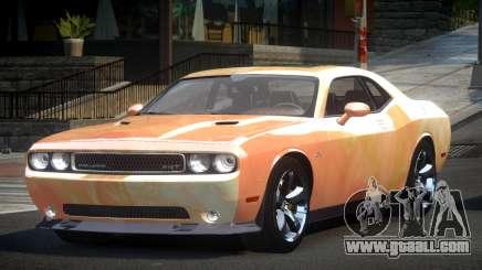 Dodge Challenger SP 392 S1 for GTA 4