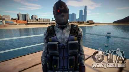 Swat Crysis for GTA San Andreas