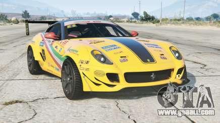 Ferrari 599 GTB Fiorano 2007〡Formula Drift〡add-on for GTA 5