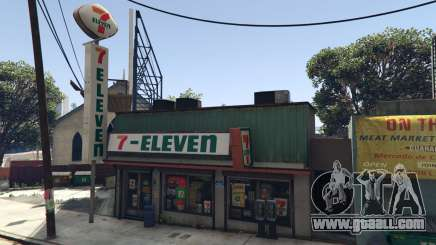 7-Eleven on the Forum Drive for GTA 5