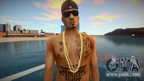 Cesar (good skin) for GTA San Andreas
