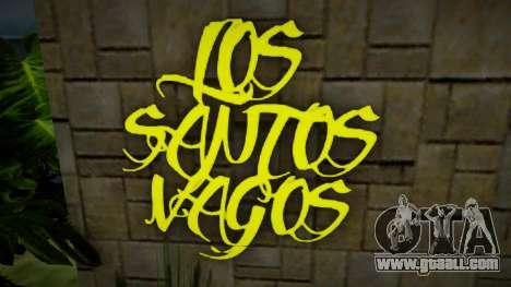 New graffiti gangs for GTA San Andreas