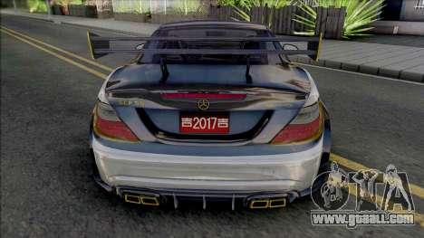 Mercedes-Benz SLK 55 AMG Special Edition for GTA San Andreas