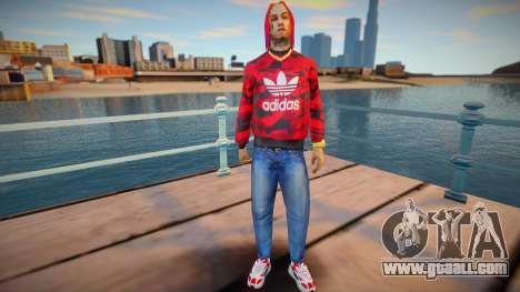 6ix9ine for GTA San Andreas