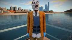 Dallas - Rageface Mask [PAYDAY2] for GTA San Andreas