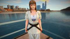 Dead Or Alive 5 - Hitomi (Costume 3) v5 for GTA San Andreas