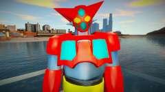 Super Robot Taisen Getter Robo Team for GTA San Andreas