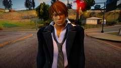 Shin Kamiya Tekken Blood Vengeance 1 for GTA San Andreas