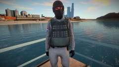 Policia Dominicano V2 for GTA San Andreas