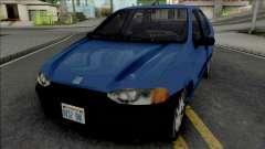 Fiat Siena 1997 for GTA San Andreas