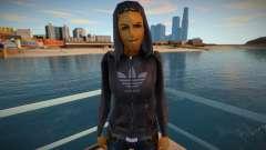 New Kendl skin for GTA San Andreas