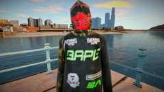 Bape for GTA San Andreas