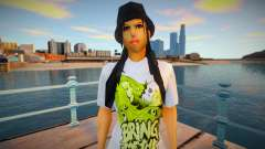BMTH Girl for GTA San Andreas