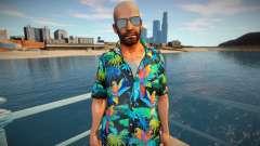 Max in shirt for GTA San Andreas