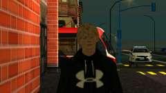 Great skin - Guy Cyril for GTA San Andreas