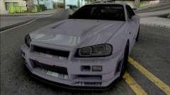 Nissan Skyline GT-R Nismo S-Tune [Fixed]