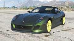 Ferrari 599 GTO 2010〡add-on v1.1 for GTA 5