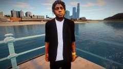 Lil Wayne next version for GTA San Andreas