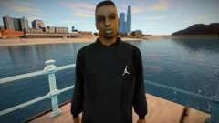 Random Black Pedestrian for GTA San Andreas