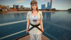 Dead Or Alive 5 - Hitomi (Costume 3) v6 for GTA San Andreas