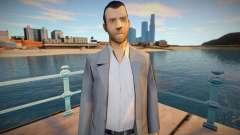Michael De Santa LQ Model For San Andreas for GTA San Andreas