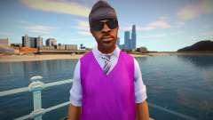 New member Ballas for GTA San Andreas