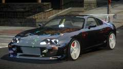 Toyota Supra M4 S3 for GTA 4