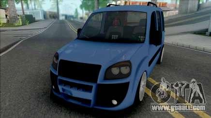 Fiat Doblo New for GTA San Andreas