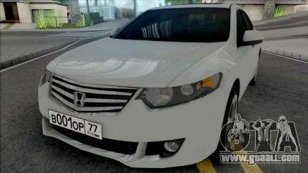Honda Accord (Russian Plates) for GTA San Andreas