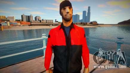 Coast Guard Skin for GTA San Andreas