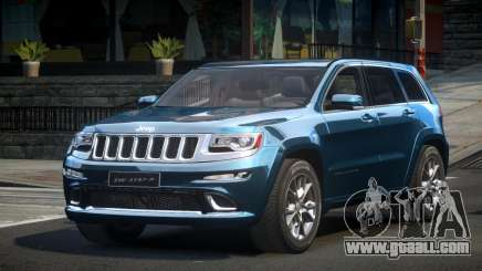 Jeep Grand Cherokee SP for GTA 4