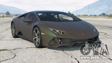 Lamborghini Huracan EVO (LB724) 2019〡add-on for GTA 5
