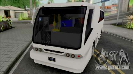 Volvo B10M for GTA San Andreas