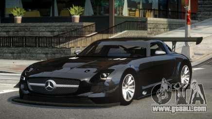 Mercedes-Benz SLS GT-I for GTA 4