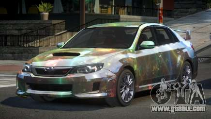 Subaru Impreza GST-R S7 for GTA 4