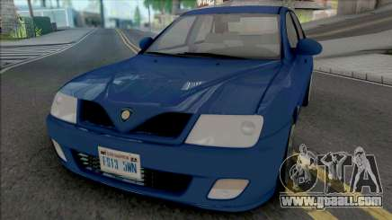 Proton Waja MMC 2001 for GTA San Andreas
