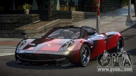 Pagani Huayra GS S5 for GTA 4