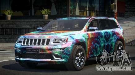 Jeep Grand Cherokee SP S1 for GTA 4