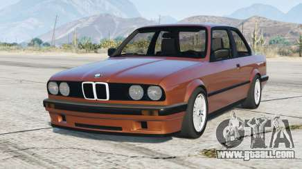 BMW 325i Coupe (E30) 1990〡add-on for GTA 5