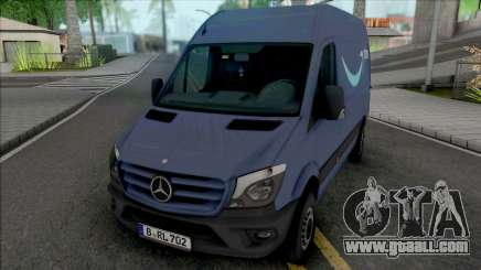 Mercedes-Benz Sprinter 2017 Amazon Delivery for GTA San Andreas