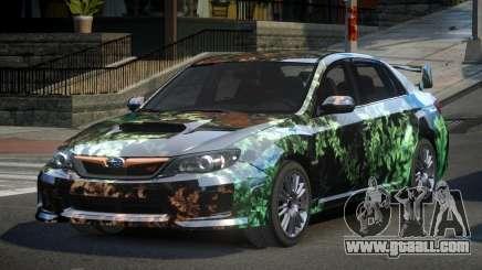 Subaru Impreza GST-R S4 for GTA 4