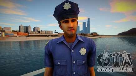 Las Venturas PoliceMan for GTA San Andreas