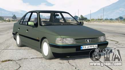 Peugeot 405 for GTA 5