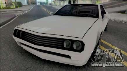 Buffalo GT for GTA San Andreas
