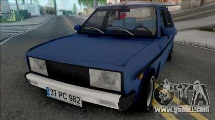 Tofas Murat 131 (CMS 40 Rims) for GTA San Andreas