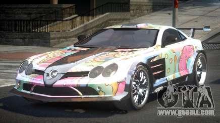 Mercedes-Benz SLR US S5 for GTA 4