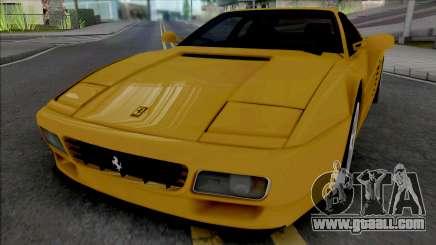 Ferrari 512 TR 1991 for GTA San Andreas